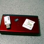 SD kort+ usb læser